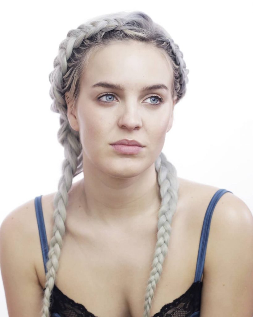 annemarie portrait natural beauty hair braids music singer instagrammusic lyricshellip